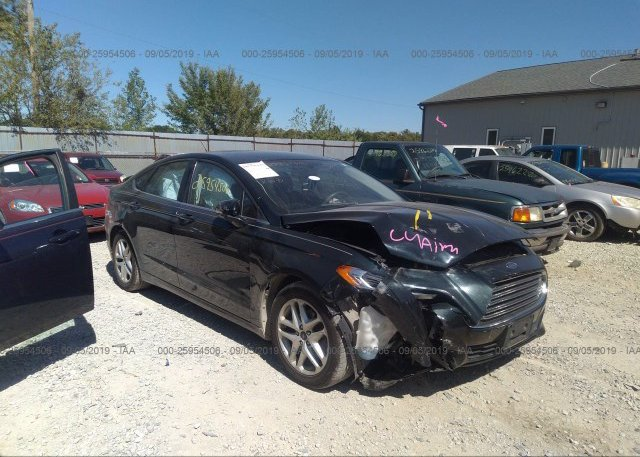 Inventory #214727798 2014 FORD FUSION