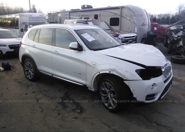 Inventory #799604592 2017 BMW X3