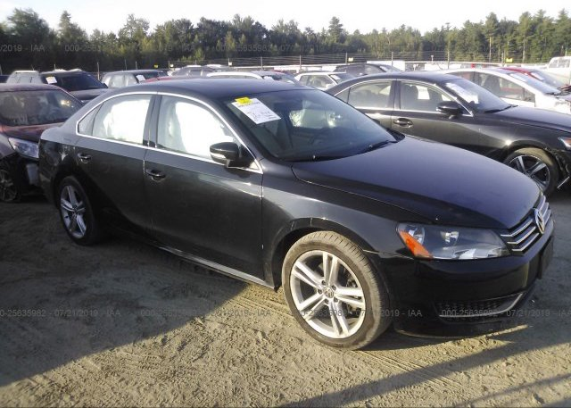 Inventory #617175227 2014 Volkswagen PASSAT