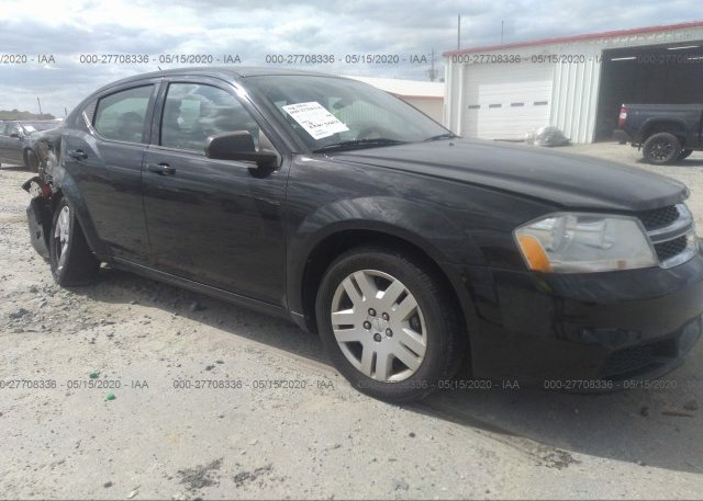 bidding ended on 4b3au52nxxe129889 salvage dodge avenger at fargo nd on may 30 2019 at iaa salvagebid