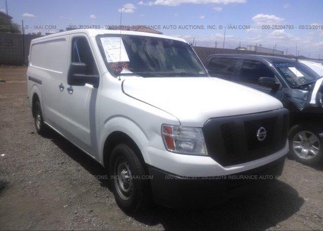 Inventory #267782815 2014 Nissan NV