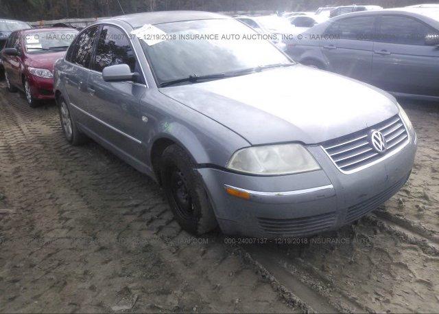 Inventory #421034024 2004 Volkswagen PASSAT
