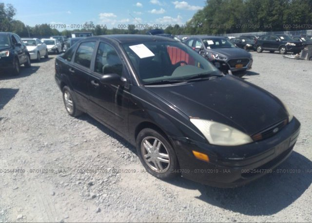 Inventory #860411445 2002 FORD FOCUS