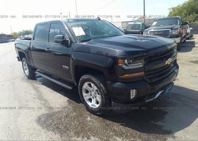 Inventory #560777813 2016 Chevrolet SILVERADO