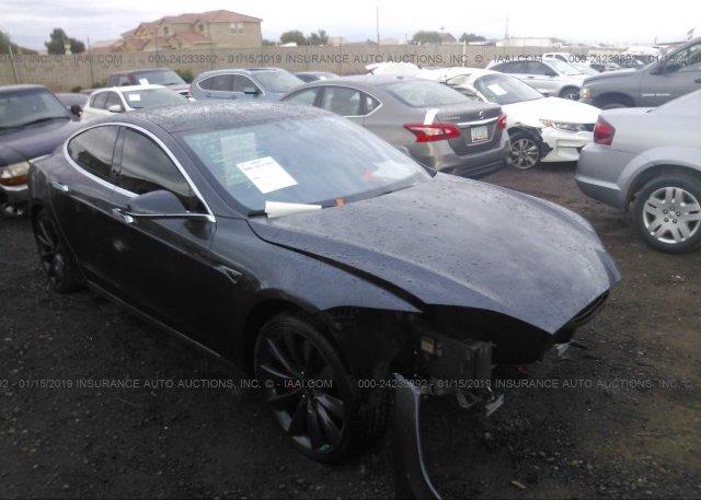 Inventory #997944076 2015 Tesla MODEL S