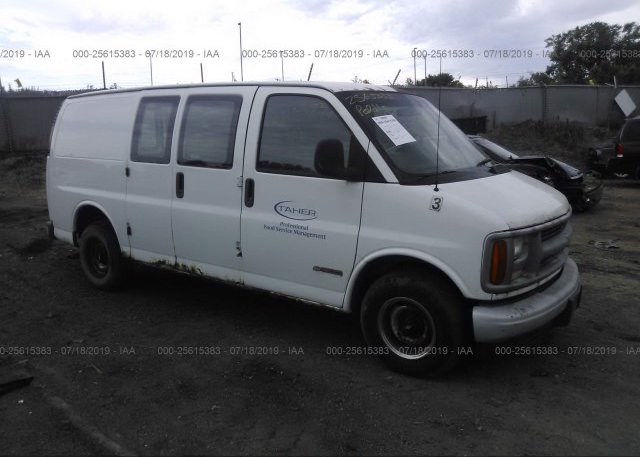 Inventory #284726324 2001 Chevrolet EXPRESS G1500
