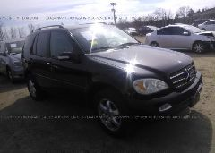 2002 Mercedes-benz ML
