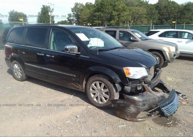 Inventory #647789644 2012 Chrysler TOWN & COUNTRY