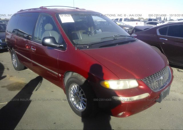 Inventory #589051543 2000 Chrysler TOWN & COUNTRY
