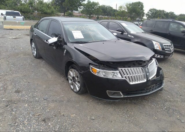 Inventory #998517346 2012 Lincoln MKZ