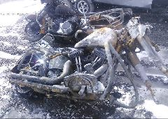 1991 Harley-davidson FLSTC