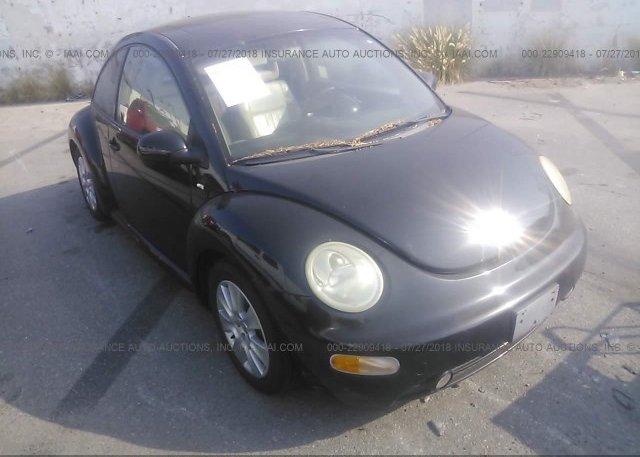 Inventory #707126357 2002 Volkswagen NEW BEETLE