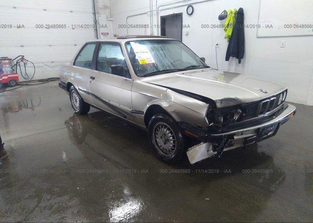 Inventory #757119269 1988 BMW 325
