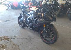2007 Yamaha YZFR6