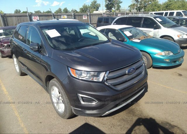 Inventory #845764525 2015 FORD EDGE