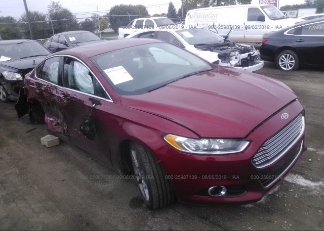 Inventory #593803854 2014 FORD FUSION