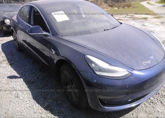 Inventory #479190823 2018 Tesla MODEL 3