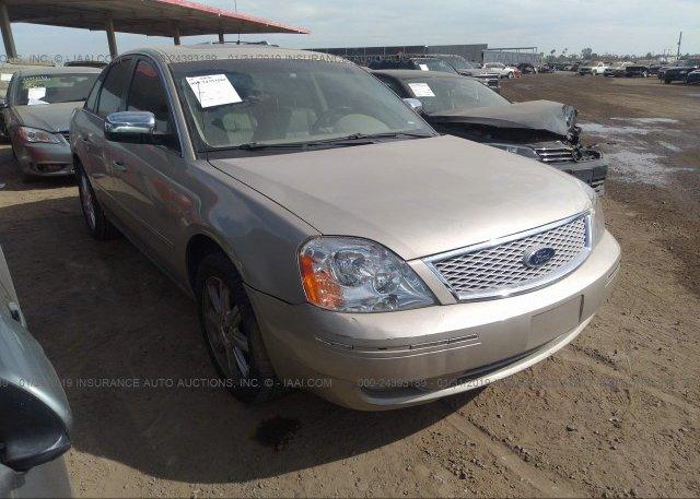2005 ford five hundred hood