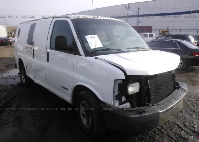 Inventory #401819416 2005 Chevrolet EXPRESS G2500