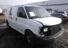 2005 Chevrolet EXPRESS G2500