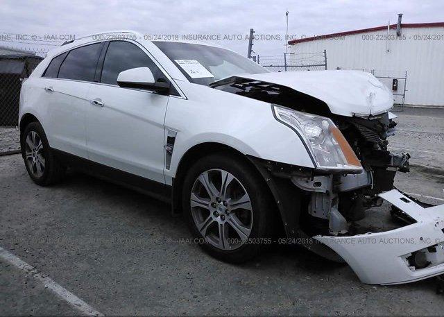 Inventory #762160683 2012 Cadillac SRX