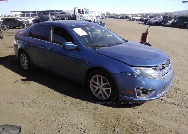 Inventory #103530392 2010 FORD FUSION