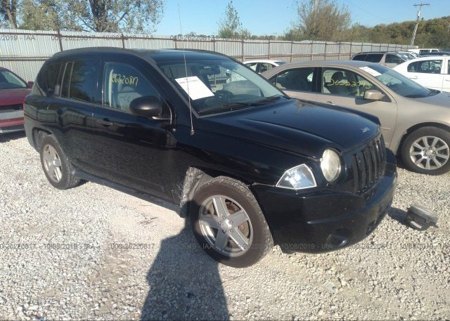 Inventory #529216908 2007 JEEP COMPASS