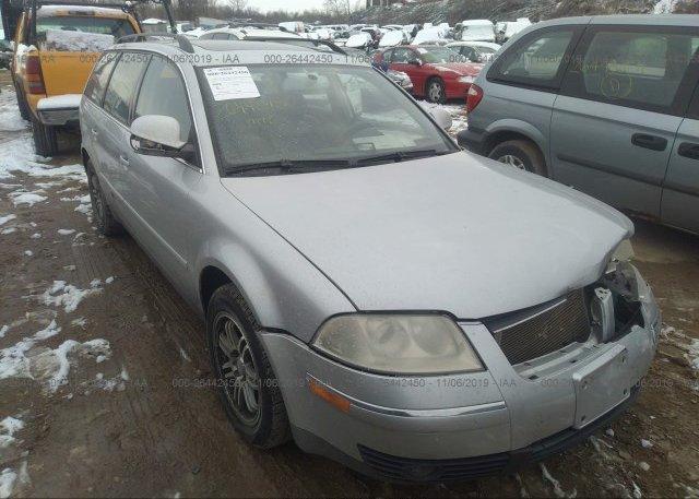 Inventory #849294443 2005 Volkswagen PASSAT