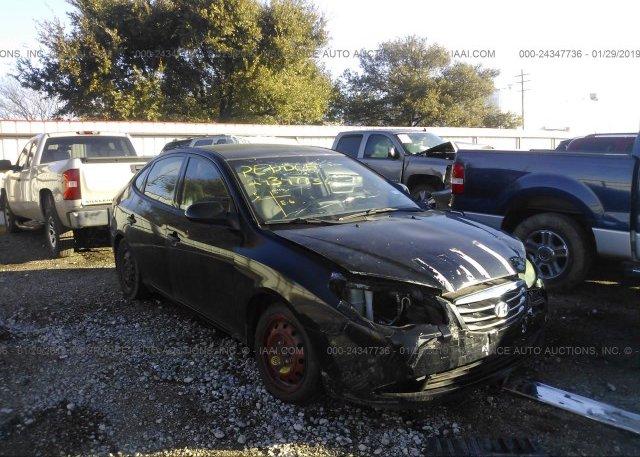 Inventory #544669943 2010 Hyundai ELANTRA