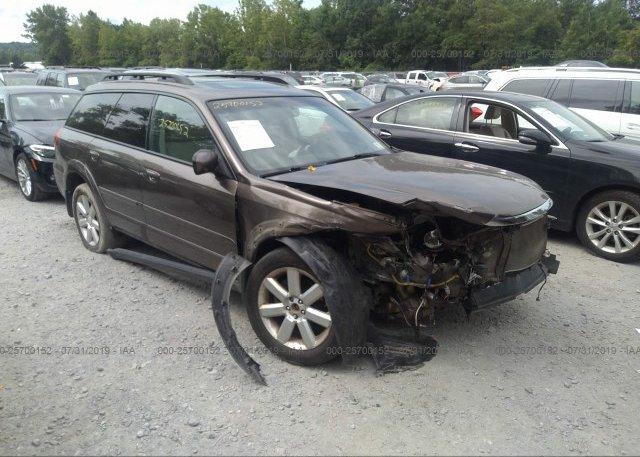 Inventory #389270274 2009 Subaru OUTBACK