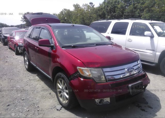 Inventory #453012318 2007 FORD EDGE