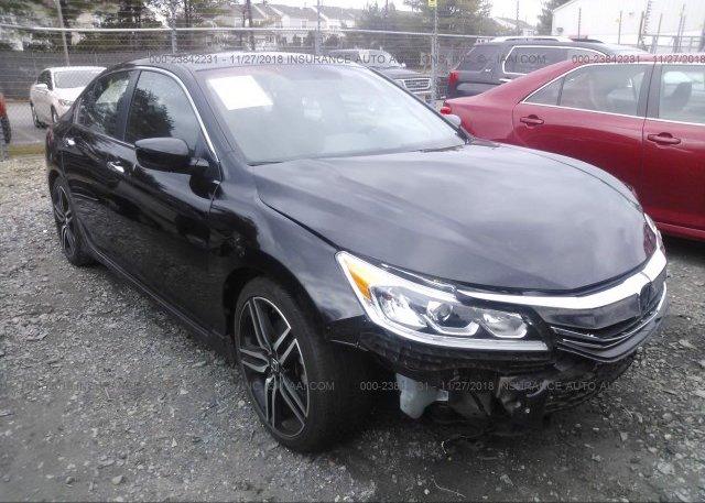 Inventory #767398585 2016 Honda ACCORD