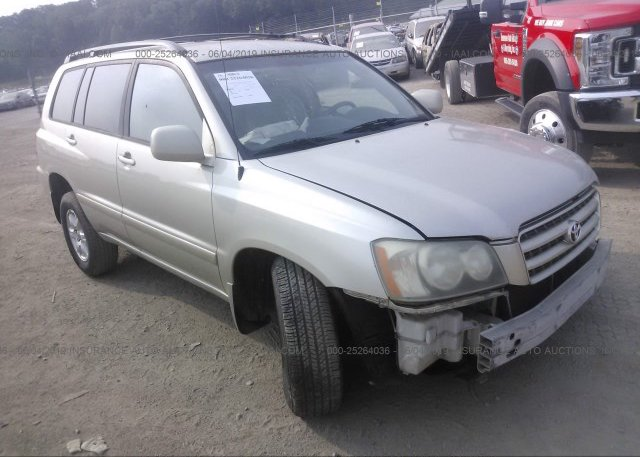 Inventory #369947376 2002 Toyota HIGHLANDER