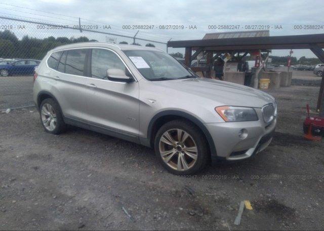 Inventory #105149738 2012 BMW X3