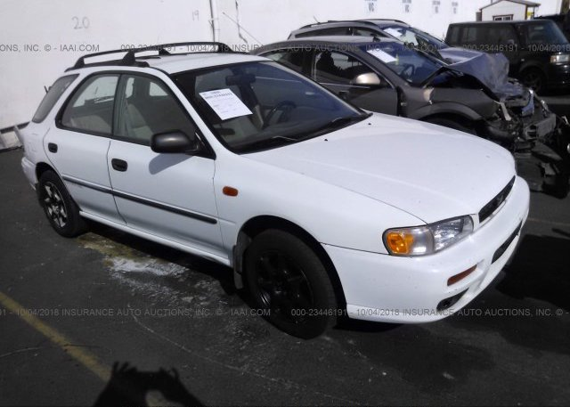 Inventory #579275798 1999 Subaru IMPREZA