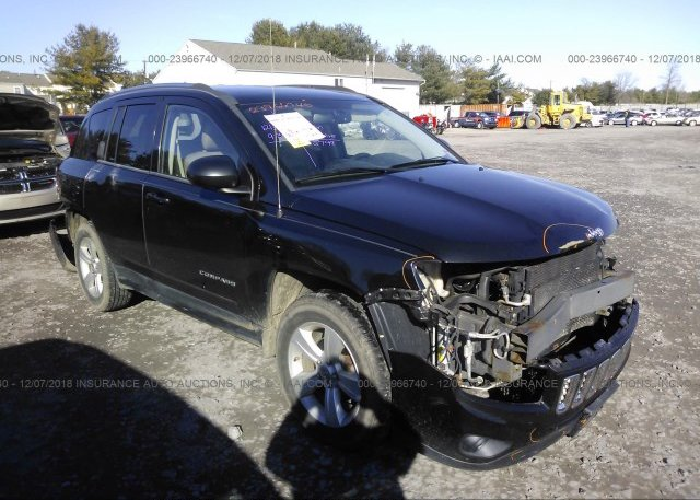 Inventory #786007635 2011 JEEP COMPASS