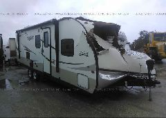 2014 SHASTA FLYTE BY FOREST RIVER