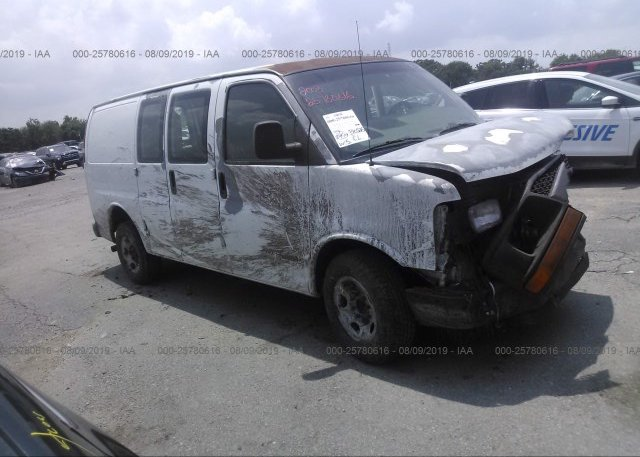 Inventory #570114727 2003 Chevrolet EXPRESS G2500
