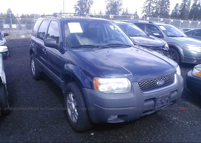 Inventory #624730087 2004 FORD ESCAPE