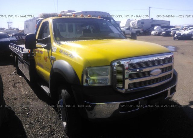 Inventory #435000955 2006 FORD F550