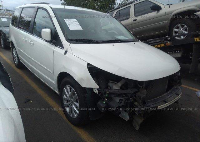 Inventory #364995412 2012 Volkswagen ROUTAN