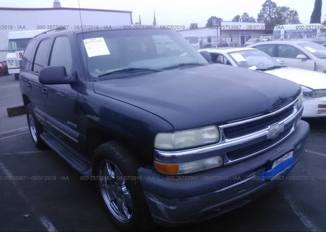 Inventory #118121262 2003 Chevrolet TAHOE