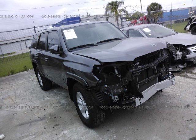 Inventory #791516163 2016 Toyota 4RUNNER
