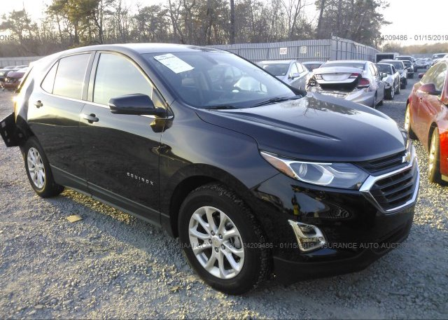 Inventory #341460859 2018 Chevrolet EQUINOX