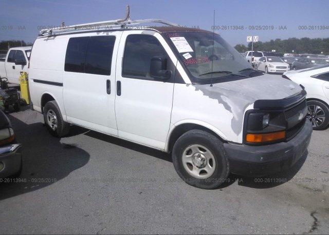 Inventory #578953485 2006 Chevrolet EXPRESS G1500