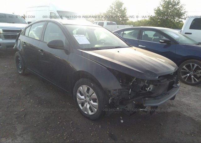 Inventory #362779908 2016 Chevrolet CRUZE LIMITED