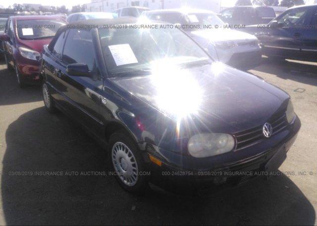 Inventory #142679856 2002 Volkswagen CABRIO