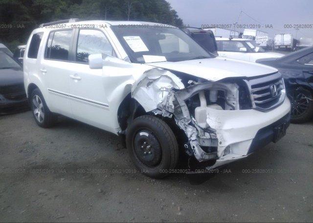 Inventory #127500374 2014 Honda PILOT