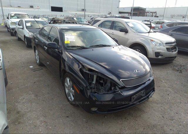 Inventory #651497154 2006 Lexus ES