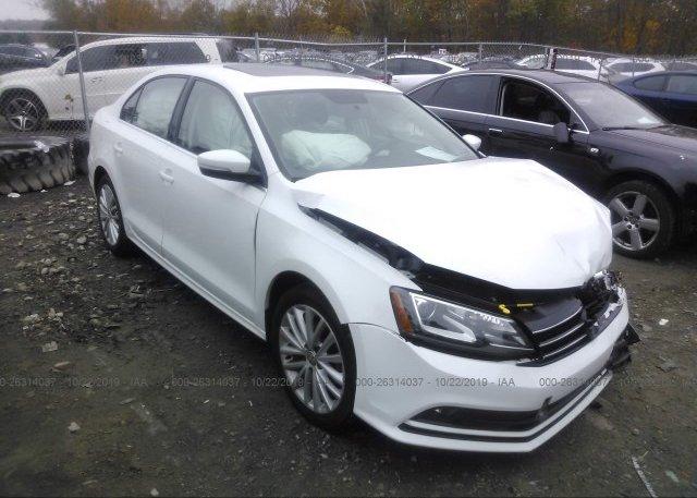 Car Auctions Ny >> 3vwd17aj7fm346967 Salvage Volkswagen Jetta At Rock Tavern